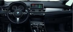 创新科技新BMW 2系多功能旅行车为您提供宽敞的空间
