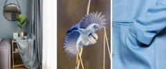 蓝天豚188色卡艺术色系搭配,优雅灰蓝超凡气质成今冬时