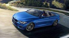 感官盛宴BMW 4系敞篷轿跑车诠释创新科技