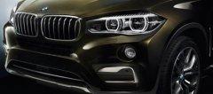 创新科技将道路变成一个舞台BMW X6的装备