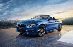 诠释创新科技BMW 4系敞篷轿跑车