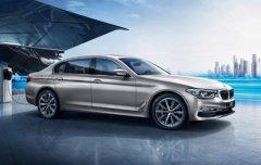 前瞻科技2019款新BMW 5系插电式混合动力