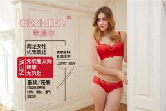 歌施尔内衣凭什么迅速占据国内内衣市场