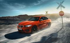 前瞻科技放胆,尽情BMW 2系双门轿跑车