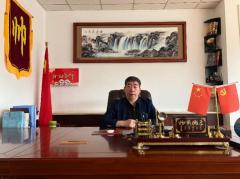 汾玺酒业创始人兼董事长杨勇市场雄心布局