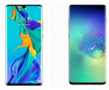 和华为P30相比 三星Galaxy S10屏幕出色在哪?