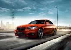 科技创新BMW 2系双门轿跑车及敞篷轿跑车2019款焕新上