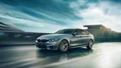 创新之美 BMW 4系四门轿跑车2019款燃情上市