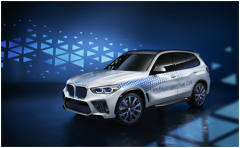 创新BMW i Hydrogen NEXT氢燃料电池概念车亮相2019法