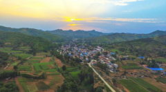 河南林州东姚镇下郊民俗村 规划美好蓝图为国庆献礼