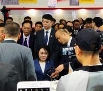 科技助残:天使眼亮相2019中国国际福祉博览会