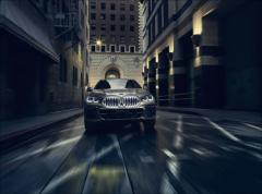创新 全新BMW X6广州车展燃情上市