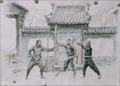 活动预告▏雪漠致敬武魂 新作《凉州词》北京首发