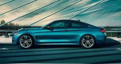 创新之美跃然心动BMW 4系双门轿跑车2019款