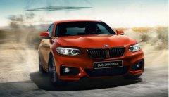 创新 动感十足BMW 2系双门轿跑车2019款