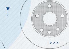 创新 BMW原厂制动盘/片复杂路况,稳定表现