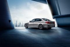 技术创新,BMW 5系插电式混合动力里程升级版邀你创想