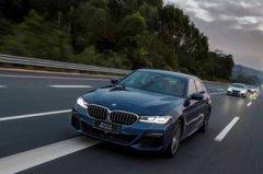 科技创新,新BMW 535Le邀你开启
