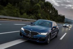 """创新 新BMW 535Le强劲动力,释放来""""电""""驾"""